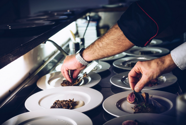 Cuisinier CDI Poivre Rouge Redon